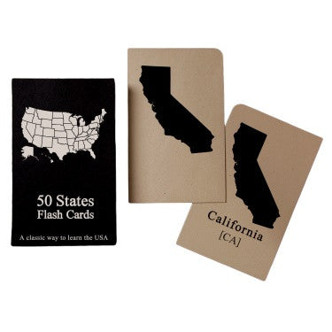 States Flashcards - 50 States