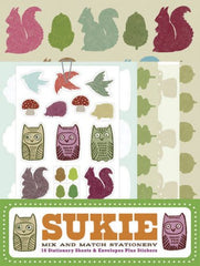 Sukie: Mix + Match Stationery