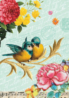 Tanglewood Greeting Card