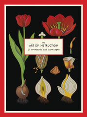 The Art of Instruction Notecard Set: 16 Notecards and Envelopes