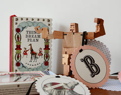 Theatre of Dreams Stationery Collection: A Parade of Paper Fancies by Wendy Addison