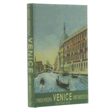 Travel Book Box - Venice