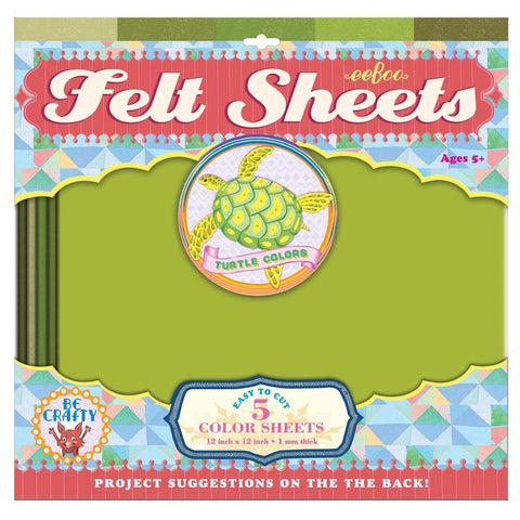 Fancy Felt Kits + 18 Styles
