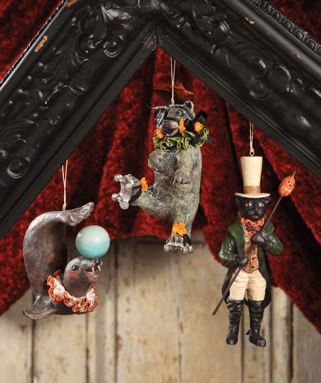 Halloween Carnival Ornament