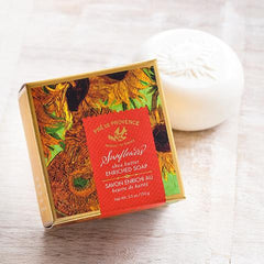 PRÉ de PROVENCE - Van Gogh Sunflowers Enriched Soap