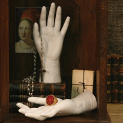 Victoria's Hand - Right - Porcelain