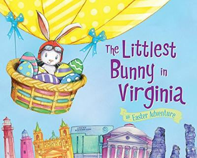 The Littlest Bunny in Virginia: An Easter Adventure