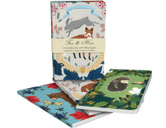 Fox + Hare Exercise Books Bundle