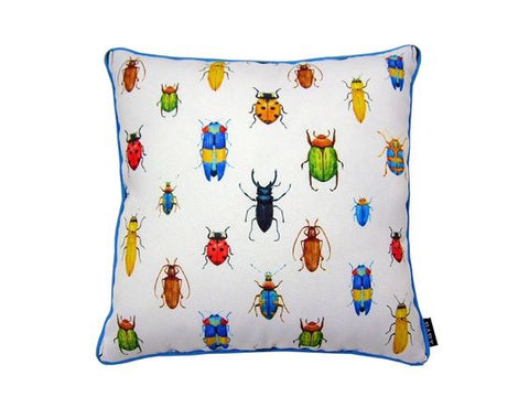 Beetles Pillow