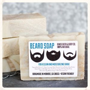 Beard Bar Facial Soap - Boxed