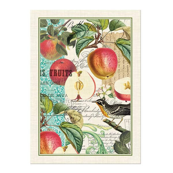 Sweet Apple Kitchen Towel