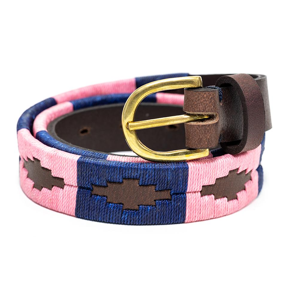 Gaucho Goods Womens Premium Hand-Stitched Leather Belt - Gaucho Goods