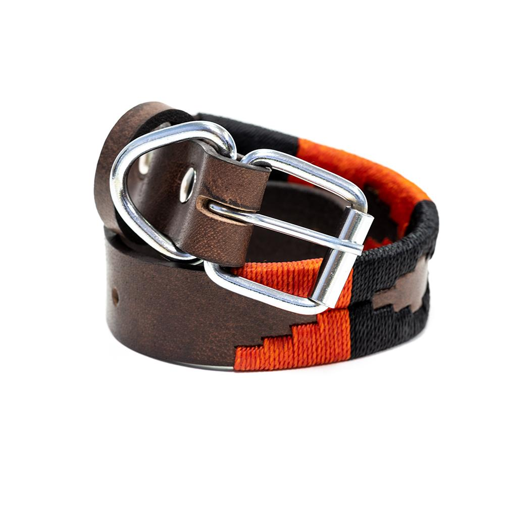 Gaucho Goods Leather Dog Collar - Moab - Gaucho Goods