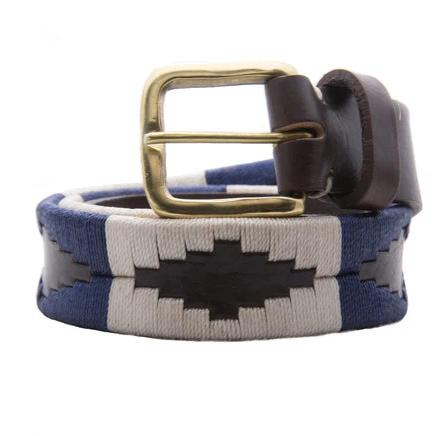 Monterey Leather Belt - Gaucho Goods