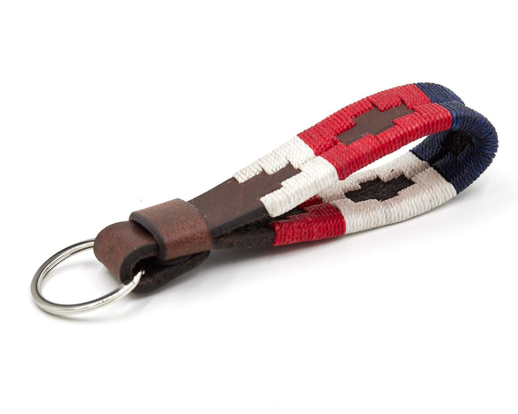 Gaucho Goods Premium Leather Key Chains, Keyrings - Gaucho Goods