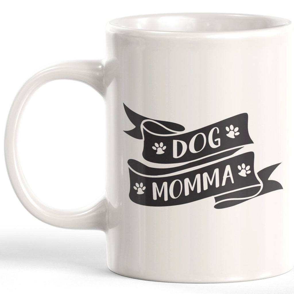 Dog Momma Coffee Mug - Gaucho Goods