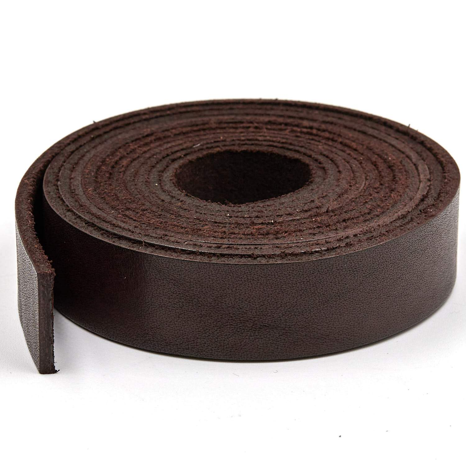 Gaucho Goods Flat Leather Strap 3/4 Inch Wide, 72 Inches Long - Gaucho Goods