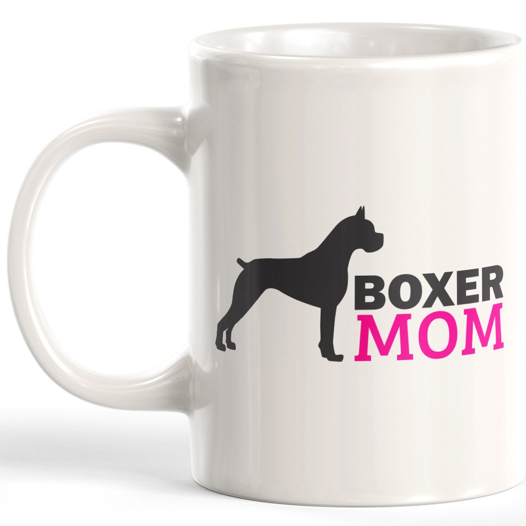 Boxer Mom Coffee Mug - Gaucho Goods