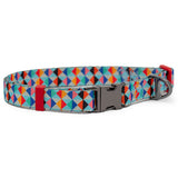 Nylon Dog Collar - Kaleidoscope