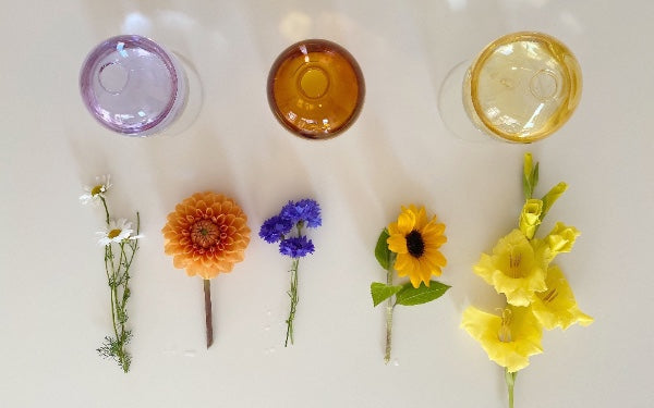 / SPISELIGE BLOMSTER I AUGUST: MED NATUREN TIL BORDS