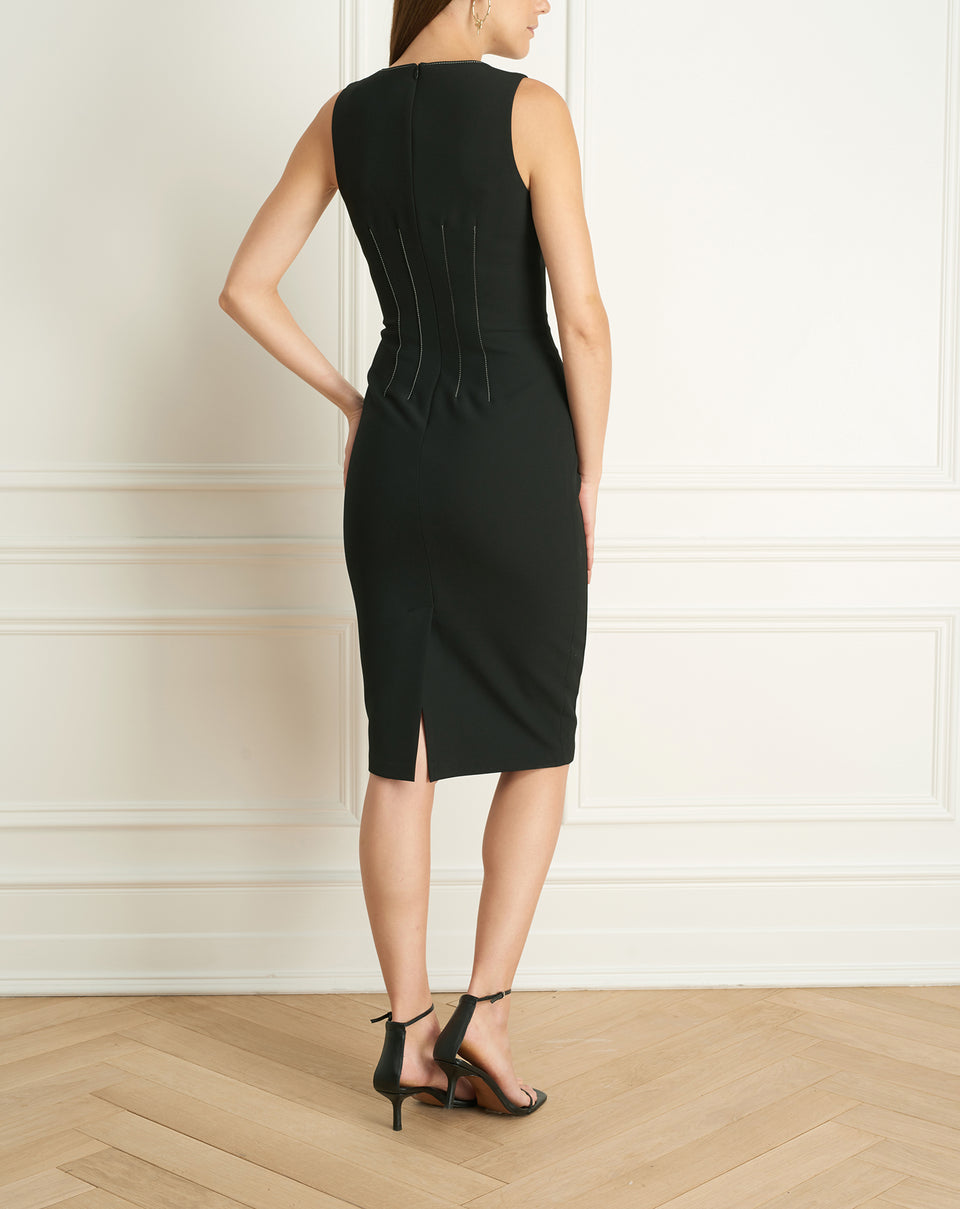 Colette Fitted Dress