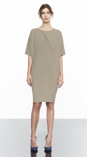 Cocoon Style Dress