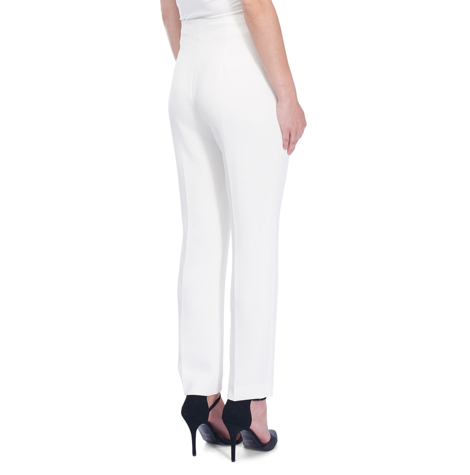 High Waist Cigarette Pant