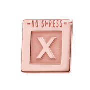 Pin NO STRESS 925 Silber - X-Design