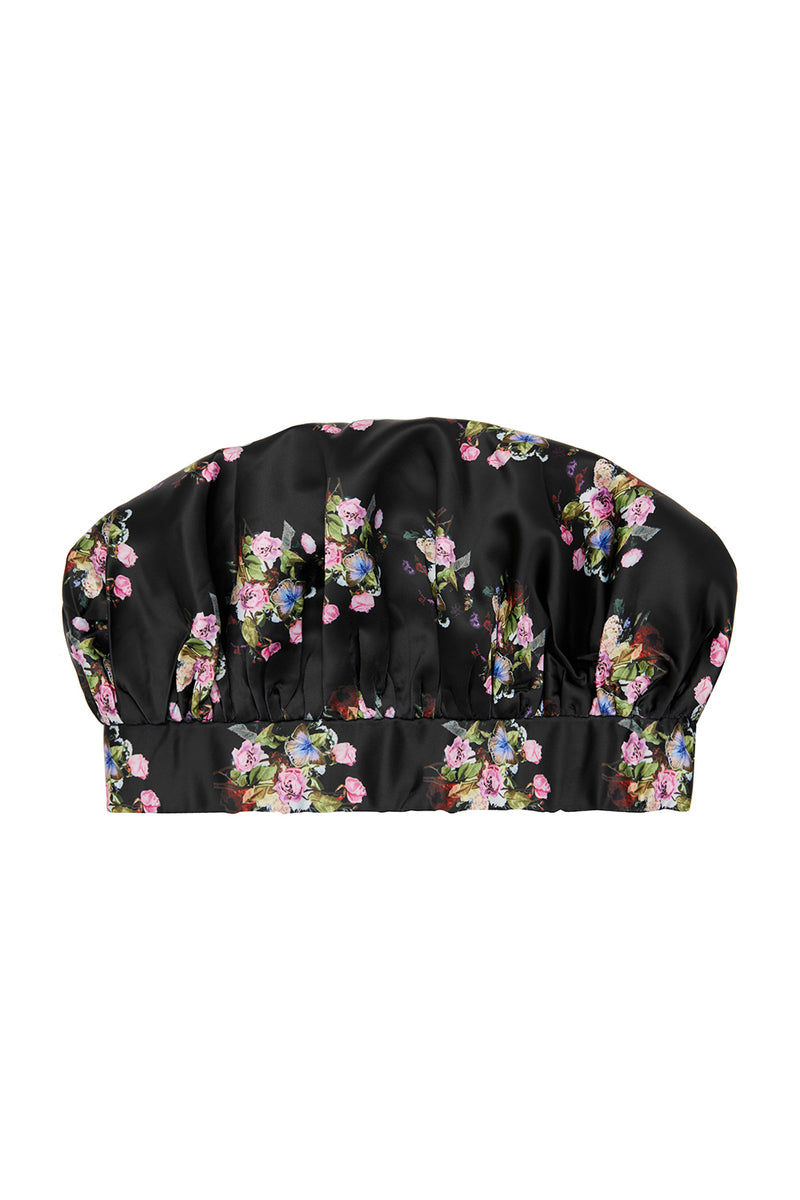 Flower Head - Bonnet