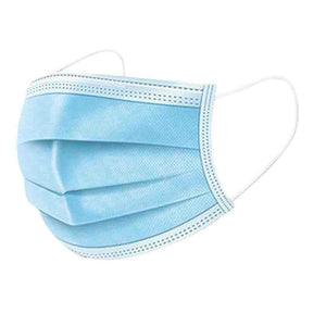 Disposable Face Mask 3ply Ear Loop (Pack of 50)