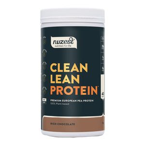 Clean Lean Protein Powder - 100% Plant Based