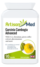 Load image into Gallery viewer, Artisan Med Garcinia Cambogia Advanced