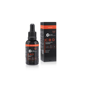 CBD Performance 1000mg CBD Isodrops supplement 30ml