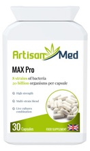 Load image into Gallery viewer, Artisan Med Max ProBiotic