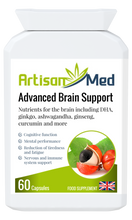 Load image into Gallery viewer, Artisan Med Advanced Brain Support
