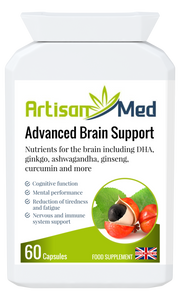 Artisan Med Advanced Brain Support