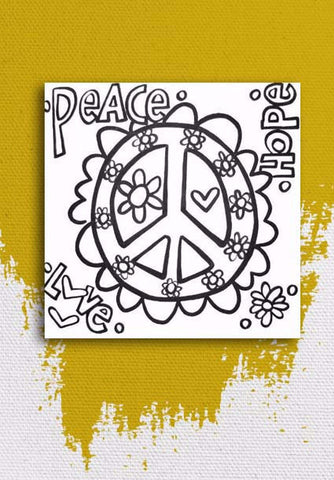 Peace Sign - 1212004