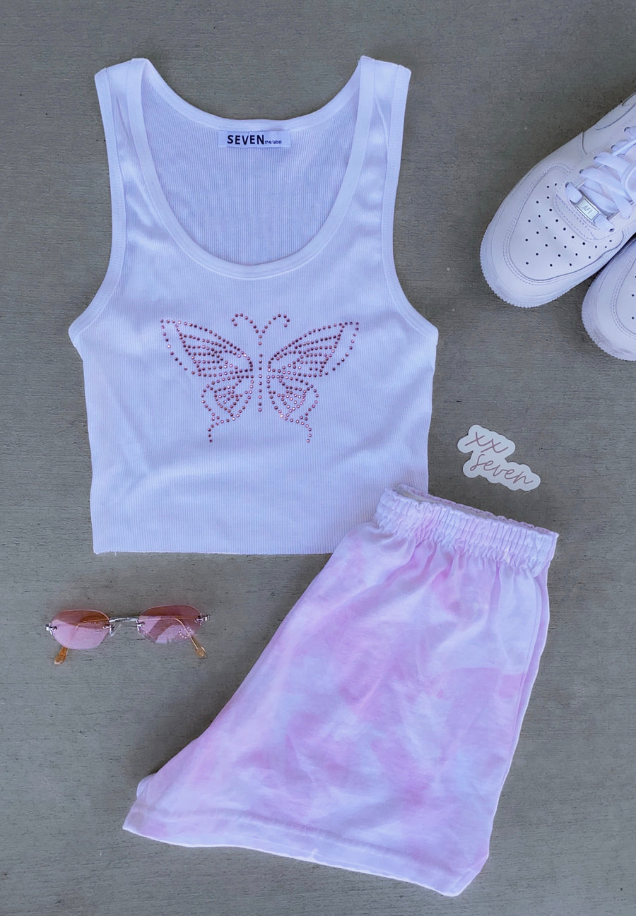 butterfly dreams tank