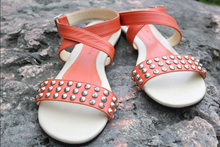 Load image into Gallery viewer, WRAP AROUND SANDALS