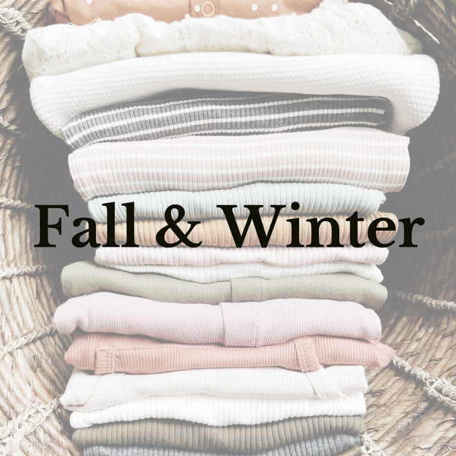 Fall & Winter