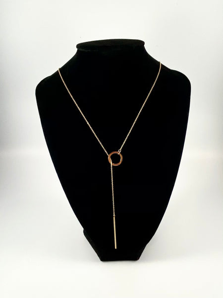 Through The Loop Necklace