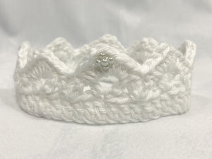 """Huntleigh"" Newborn Crown"
