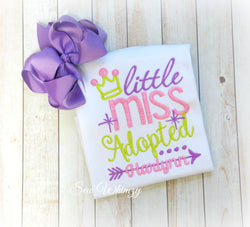 Little Miss Adopted