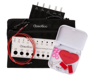 "chiaogoo twist 5"" interchangeable sets"