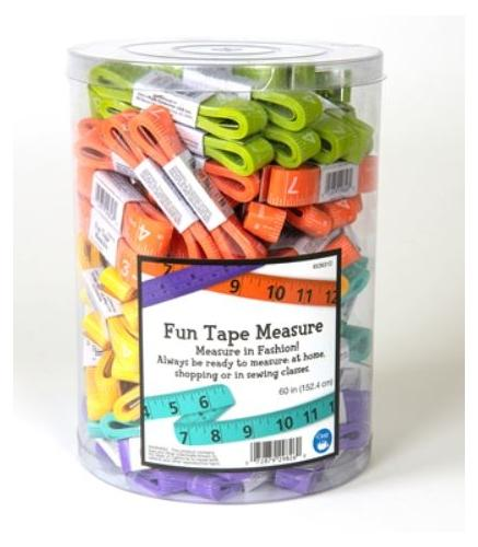 dritz fashion tape measure