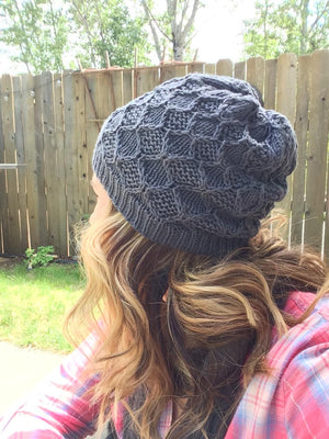 knot another hat diamond slouch hat (download)