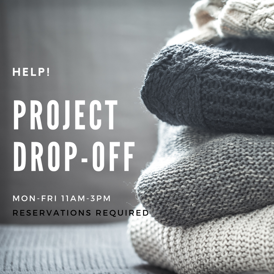 project help drop-off reservation