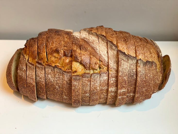 'The Grateful Bread' Sweet Potato Sourdough (Large)