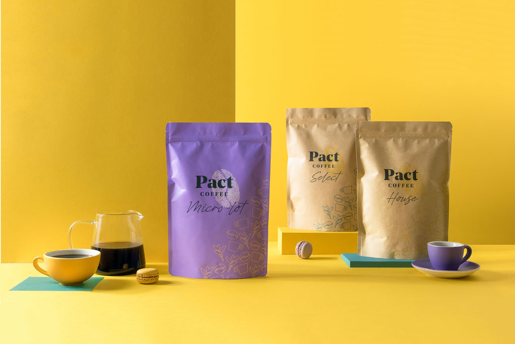 PACT Coffee (Ground)