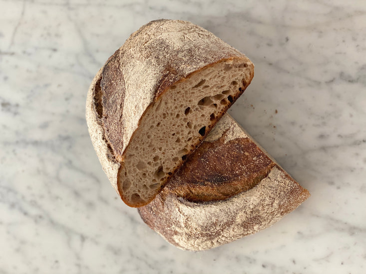 Wheat & Rye 'Labour of Loaf'